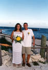 Key West Beach Wedding by Photographer Clara Taylor