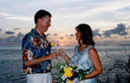 Key West Sunset Wedding by Photographer Clara Taylor