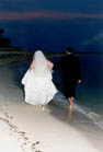 Key West Night Wedding by Photographer Clara Taylor